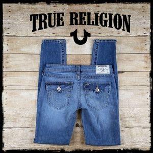 True Religion Skinny Jeans Sz. 26